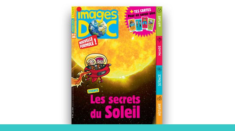 couverture du magazine Images Doc 2020