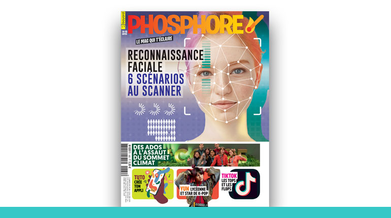 couverture du magazine Phosphore 2020