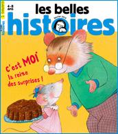 Les Belles Histoires - février 2012
