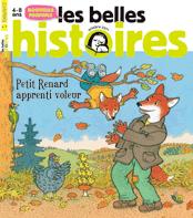 Les Belles Histoires - octobre 2011