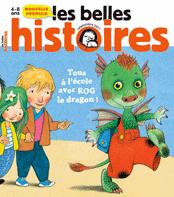 Les Belles Histoires - septembre 2011