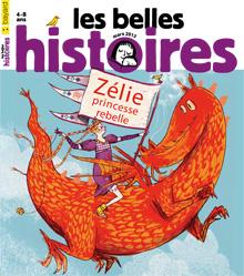 Les Belles Histoires - mars 2013