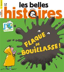 Les Belles Histoires - avril 2013