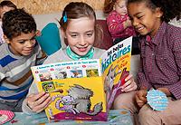 enfant lit belles histoires
