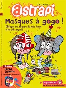 Pourquoi suis-je moi ? Astrapi n° 810 - 15 février 2014
