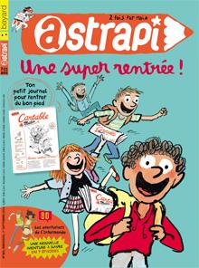 La mode, c'est vraiment important ? Astrapi n° 821 - 1er septembre 2014