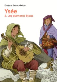 Couverture roman Je Bouquine Ysée