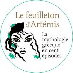 Le feuilleton d'Artémis, la mythologie grecque en cent épisodes