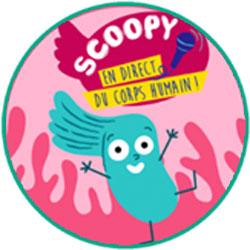 Scoopy la bactérie, en direct du corps humain