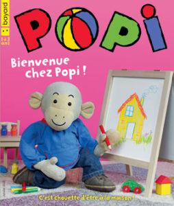couverture du magazine Popi 2020