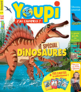 couverture du magazine Youpi