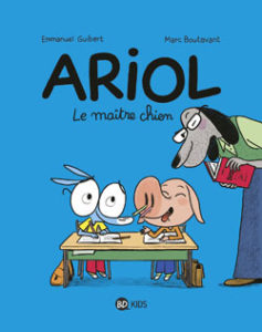 BD Kids - Ariol - Le maître chien