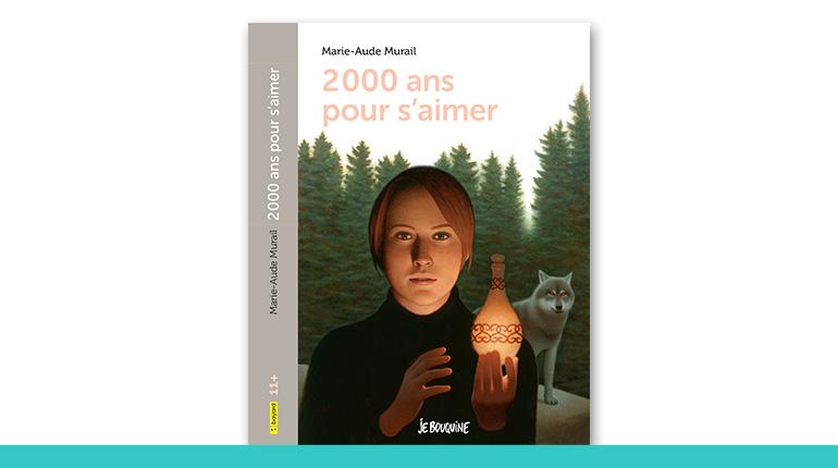 Je Bouquine - 2000 ans pour s'aimer - Marie-Aude Murail