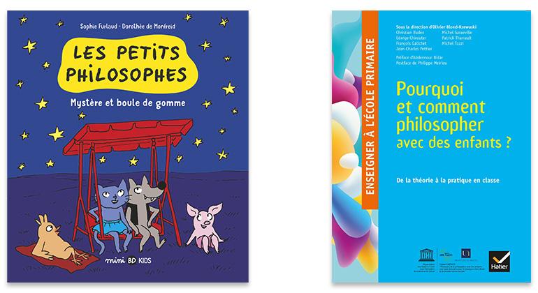 Philosophie en maternelle - En librairie