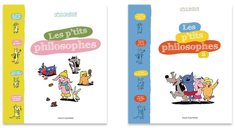 Les P'tits philosophes - Volumes 1 et 2
