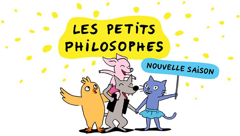 Les petits philosophes - Le dessin animé sur Bayam