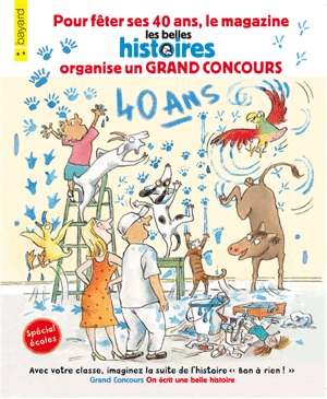Concours BH 40 ans